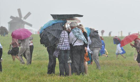 Грозы и порывы ветра обрушатся на Ижевск в ближайшее время
