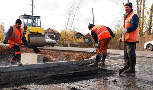 Главу организации, занимающейся ремонтом дорог Ижевска, подозревают в хищениях