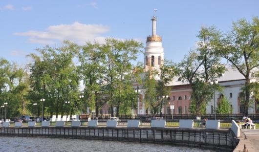 В Ижевске к открытию концерна «Калашников» построят часовню
