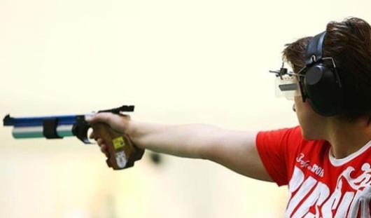 Стрелок из Удмуртии заняла второе место на Всероссийских соревнованиях