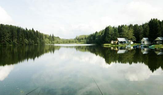 Клевые места: куда ижевчанам съездить отдохнуть и порыбачить