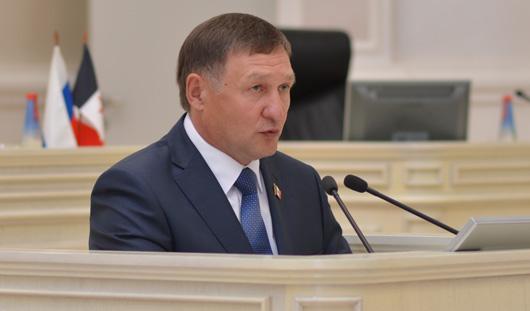 Председателем Госсовета Удмуртии стал Владимир Невоструев