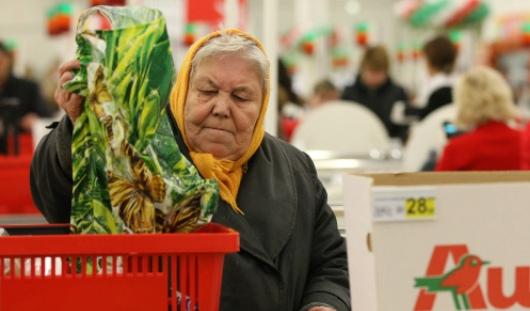 Гипермаркет «Ашан» заработает в Ижевске осенью 2013 года