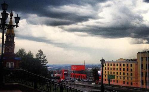 Долгожданный дождь, гуляющий Никита Белых: о чем говорят в Ижевске утром