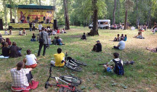 В Ижевске стартовал первый в истории города музыкальный пикник