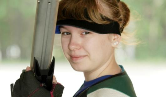 Стрелок из Удмуртии заняла первое место на всероссийских соревнованиях