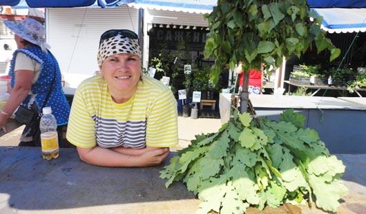 С легким паром: в Ижевске начали продавать свежие веники для бани