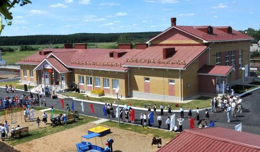 В Удмуртии открылась новая школа