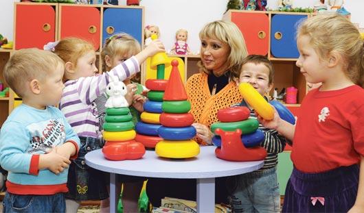 В сентябре в Ижевске откроются три новых детсада