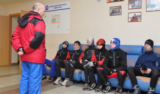 Национальная юношеская команда по биатлону первый сбор проведет в Удмуртии