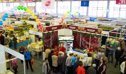 Всероссийская ярмарка в Удмуртии: юбилей на двух площадках