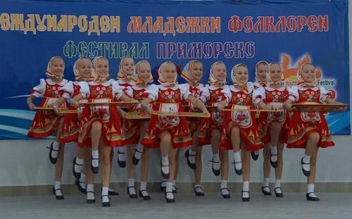 Танцоры из Ижевска получили «золото» на международном фольклорном фестивале