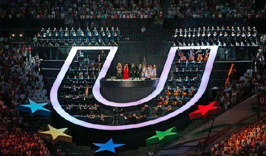 Церемония открытия Универсиады-2013 прошла в Казани