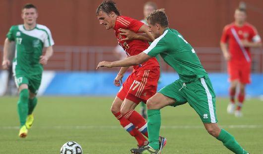 Обе сборные России по футболу забили по 1 голу в ворота соперников на Универсиаде