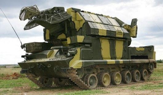 Жители Удмуртии сливали топливо с зенитно-ракетного комплекса