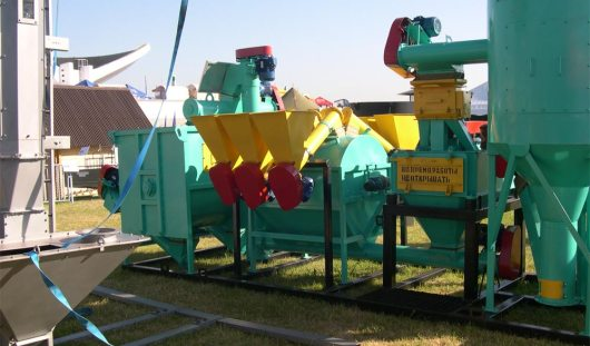 В декабре 2013 года в Удмуртии откроется завод по производству комбикорма
