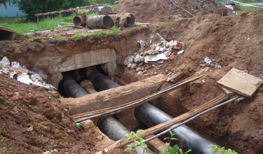 В Ижевске отключают горячую воду на улицах Автозаводская и Петрова