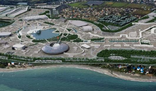 Ижевчанам предлагают работу на олимпийских объектах в Сочи