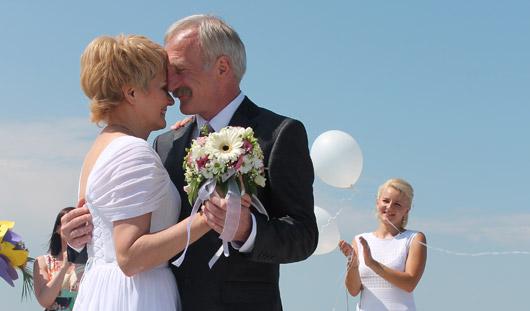 Ижевчане поженились через 30 лет после расставания