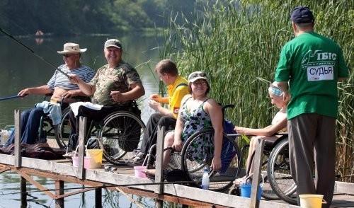 В Удмуртии пройдет рыболовный фестиваль для инвалидов