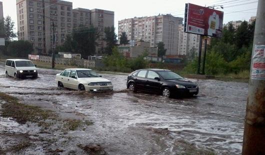 Дождь накануне, веселые фамилии: о чем сегодня утром говорят в Ижевске