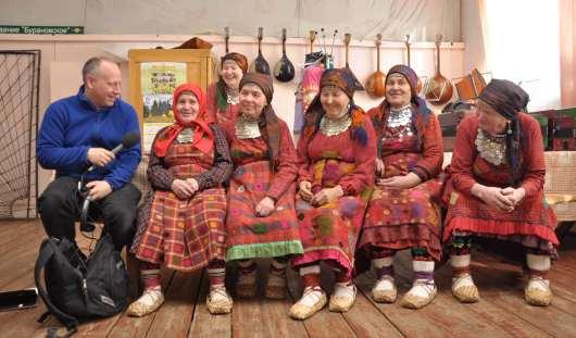 В Удмуртию на Бурановский фестиваль приедут гости из Португалии и Кореи