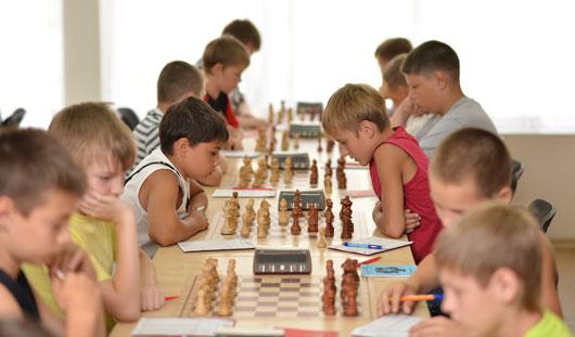 В Ижевске стартовал шахматный фестиваль «Кубок Корпорации «Центр»