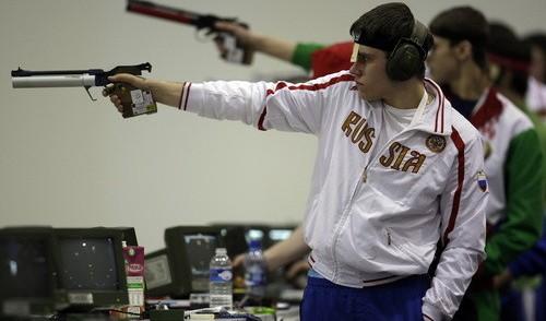 Стрелок из Удмуртии Николай Килин выиграл «бронзу» на Универсиаде