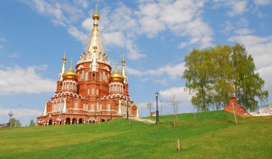 «День крещения Руси» отметят в Ижевске 28 июля