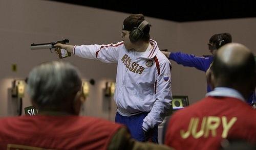 Николай Килин из Удмуртии взял «золото» в командных соревнованиях на Универсиаде