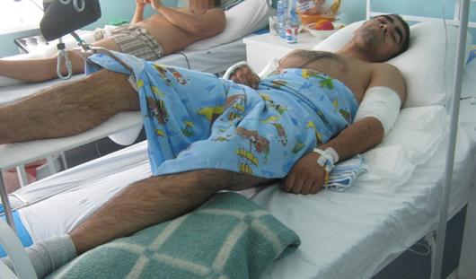 Пострадавшему в страшной аварии ижевчанину собирают деньги на операцию