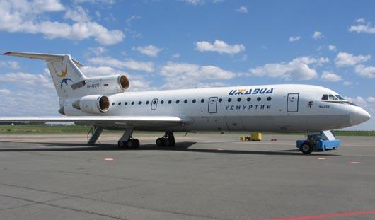 Первое время летать за границу из Ижевска будет выгоднее