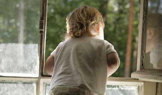 В Ижевске за неделю двое детей выпали из окон