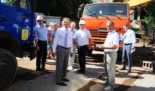 При строительстве бассейна в Ижевске перенесут более сотни могил