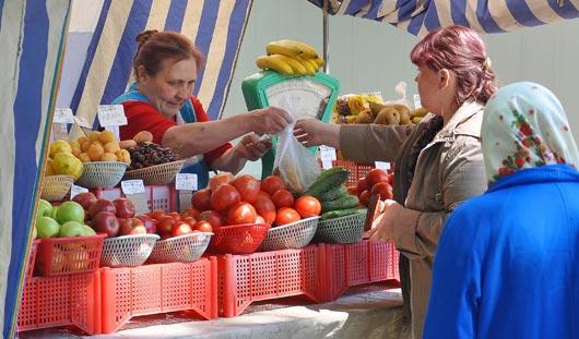Синьор помидор: сколько стоят помидоры и огурцы на рынках Ижевска?