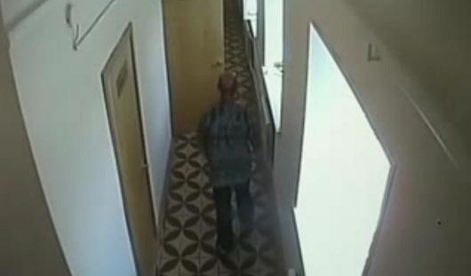 В Удмуртии вора задержали благодаря камерам видеонаблюдения