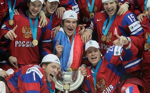Сборная России по хоккею узнала соперников в Сочи-2014