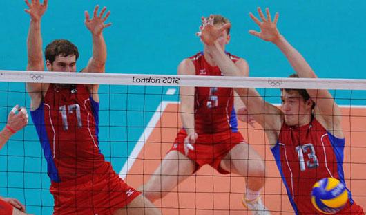 Мужская сборная России по волейболу победила в Мировой лиге