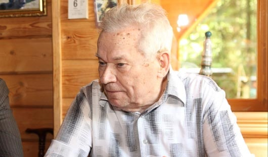 Михаил Калашников: «Я в строю, скоро буду на работе»