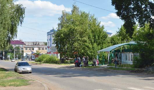 Где в Ижевске на Московской построят гипермаркет «Магнит»?