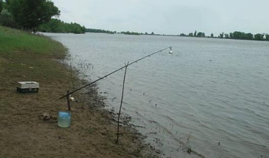В Удмуртии от удара молнии погиб рыбак