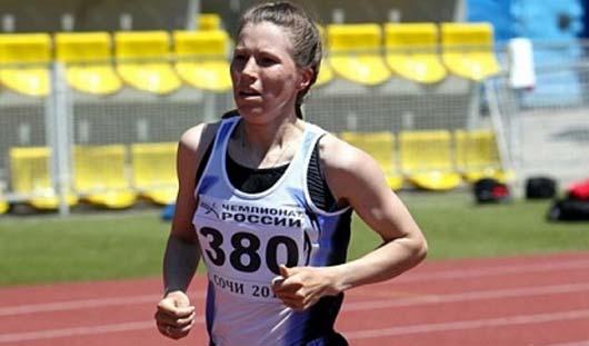Спортсменка из Удмуртии стала чемпионкой страны по легкой атлетике