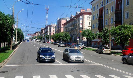 Из-за фестиваля «Ред Рокс» по улице Пушкинской в Ижевске ограничат движение транспорта