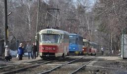 В выходные трамваи не будут ходить на Буммаш