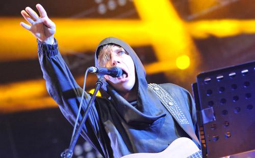 «Мумий Тролль» на Red Rocks в Ижевске исполнил песни из нового альбома