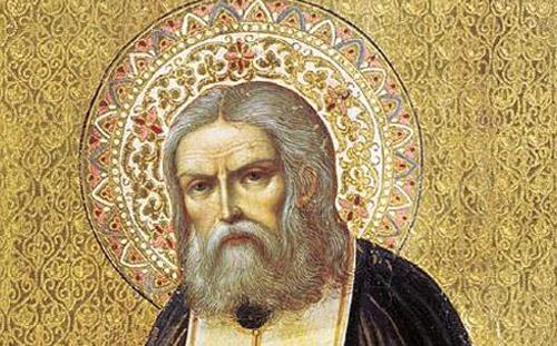 В Ижевске откроют 500-килограммовый памятник святому Серафиму Саровскому
