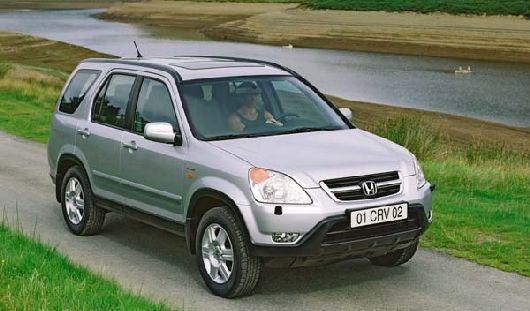 Автомобили марки Honda возглавили рейтинг самых надёжных подержанных машин