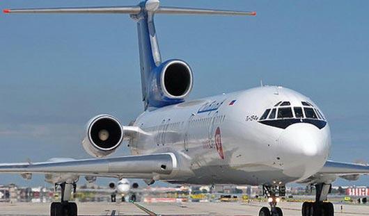 Новые пассажирские самолеты придут на смену российским «Ту-154» и «Ту-204»