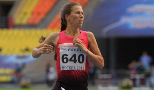 Спортсменка из Удмуртии выступит на чемпионате мира по легкой атлетике в Москве