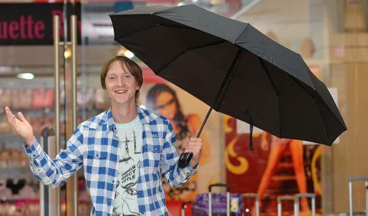 Городские мотивы и котики: какие зонты актуальны в этом сезоне в Ижевске